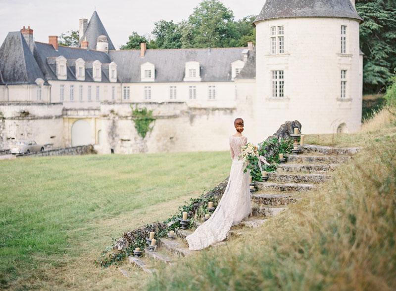 An Editorial in a Loire Valley Château