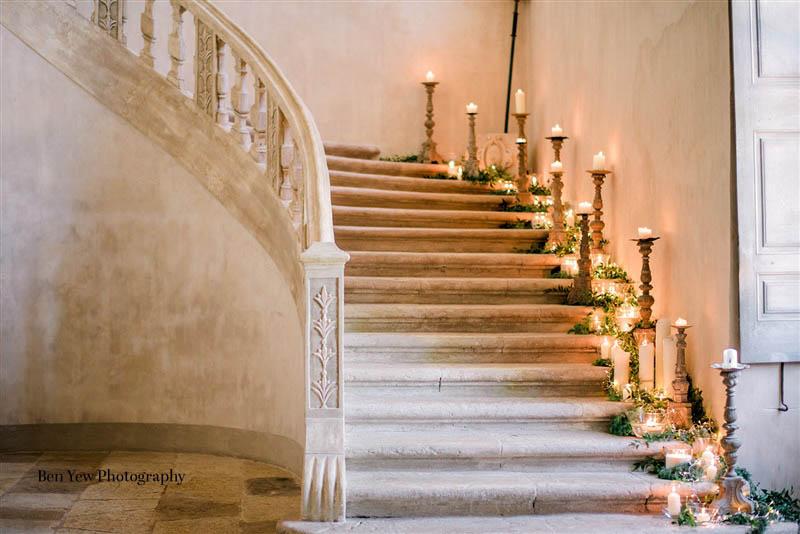 A Wedding at Château Moissac Bellevue